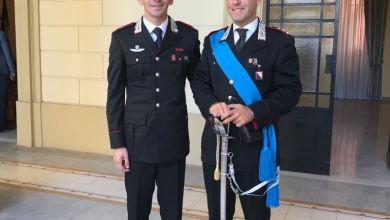 Photo of Angelo Pio Mitrione da oggi comandante della Compagnia dei carabinieri