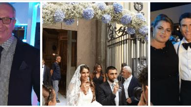 Photo of Le nozze del figlio di Sal Da Vinci: l'emozione di un amico ischitano
