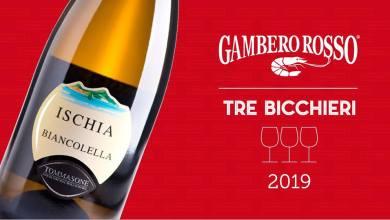 """Photo of """"Tre bicchieri"""" per il Biancolella di Tommasone"""