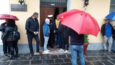 Photo of La protesta dei tassisti: «Il sindaco ci ignora»