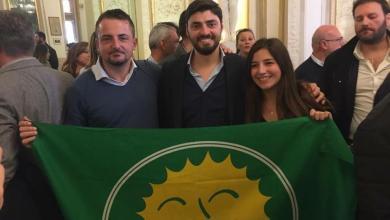 Photo of Marco Gaudini candidato alla carica di portavoce nazionale dei Verdi