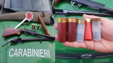 Photo of Casamicciola, i Carabinieri fermano bracconiere in giornata di silenzio venatorio