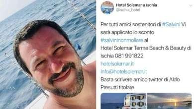 Photo of L'annuncio di Presutti: A fine mese una sede della Lega a Ischia