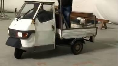Photo of Ape Car al Palazzetto: il video è virale, ma non mancano ombre e polemiche