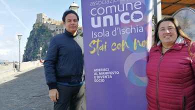 Photo of Crescono le adesioni a Ischia per il comune unico e l'unione dei servizi
