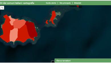 """Photo of Terremoti, alluvioni e frane: la mappa che """"racconta"""" lo stato di salute dell'isola"""