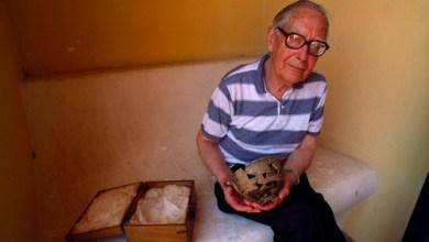 Photo of Quattordici anni fa la morte di Giorgio Buchner, scopritore di Pithekoussai