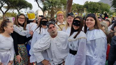 Photo of Carnevale ischitano, una festa senza età in giro per le piazze