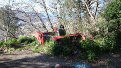 Photo of Bombole, rifiuti e vecchi motorini: Piano Liguori è una discarica