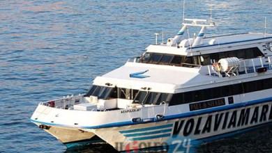 Photo of Trasporti marittimi, dal 1 Aprile in servizio la corsa veloce delle 8.05