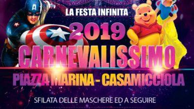 Photo of Carnevalissimo 2019, a Casamicciola la festa per bambini e adulti