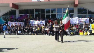 Photo of Alla Scotti il flash mob contro la violenza sulla donna