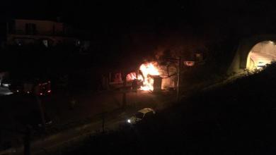 Photo of Camion in fiamme, paura sulla Sopraelevata
