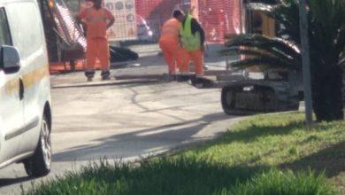 Photo of Lavori per il metano, tra Lacco e Forio la traversata è un'odissea