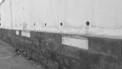Photo of Panza, pericolanti le mura del cimitero