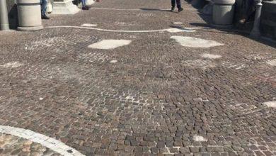 """Photo of A Lacco sampietrini """"traditori"""", l'opposizione invoca l'intervento dell'Utc"""
