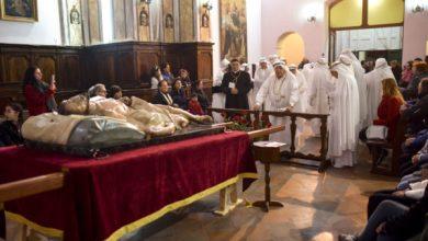 Photo of Il Corteo degli Apostoli ritorna nella Chiesa di San Tommaso D'Aquino
