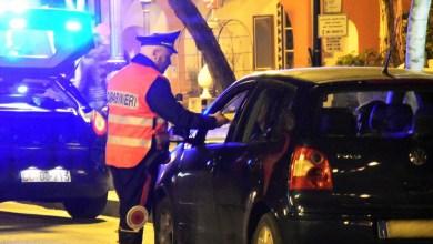Photo of Sorpresi a guidare ubriachi, in sette denunciati dai carabinieri
