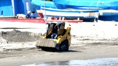 Photo of LA FOTONOTIZIA Operazione spiagge pulite a Ischia