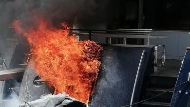 Photo of Paura a Casamicciola, barca in fiamme nel porto