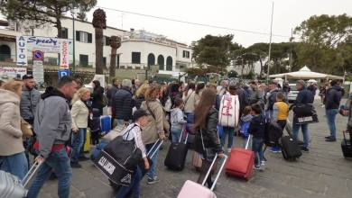 Photo of Ischia, 48.000 arrivi nel ponte pasquale