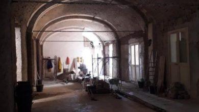 """Photo of """"La casa di Luca"""", continuano i lavori a Palazzo D'Ambra"""