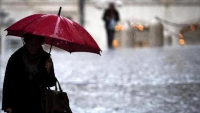 Photo of Pioggia e temporali, una domenica con l'allerta meteo