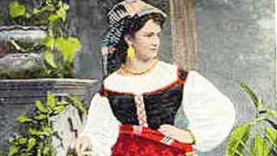 Photo of Quando Maddalena Cigliano vestiva i signori
