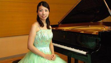 Photo of La Mortella, Tomoyo Umeìmura agli incontri musicali