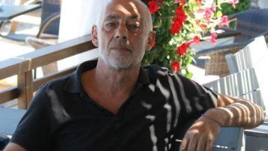 Photo of Marco cecchi per il progetto Ischia Street Art