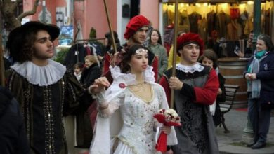 Photo of Passeggiata ottocentesca, a Ischia il recital teatral musicale itinerante