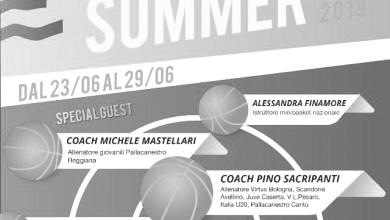 Photo of Ischia Basket Summer, domenica pomeriggio si parte
