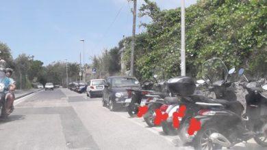 Photo of IL CASO A Forio il parcheggio selvaggio ostruisce le strade