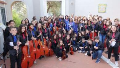 """Photo of MUSICA Ll'istituto """"V. Mennella"""" protagonista a Paestum per """"Musica d'Insiemi"""""""