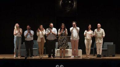 Photo of L'ischitano Corrado Visone alla guida dell'Accademia del teatro italiano