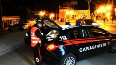 Photo of Notte di lavoro per i Carabinieri, fioccano controlli e denunce