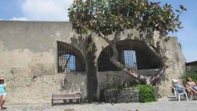 Photo of No al chiosco davanti all'ex carcere, da Ischia lettera alla Sovrintendenza