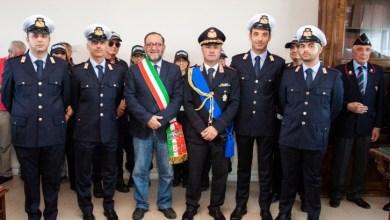 """Photo of LA FOTONOTIZIA Sant'Antimo, anche Piricelli """"benedice"""" i nuovi vigili"""