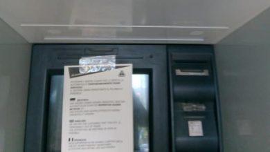 Photo of Black out al bancomat di Piedimonte, i correntisti protestano