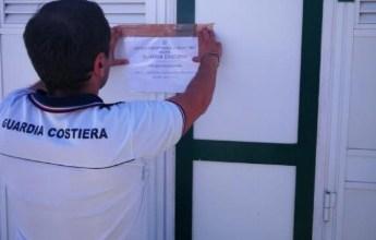 Photo of Abusi demaniali, la guardia costiera sequestra una struttura a Ischia