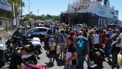 Photo of A Ischia è scoppiata l'estate, il caos dà il benvenuto ai turisti