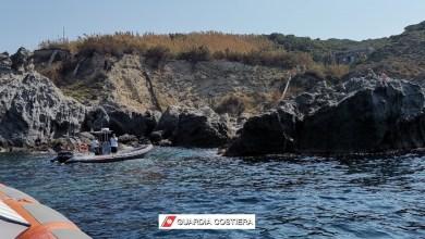 Photo of Guardia Costiera, soccorso un bagnante a Punta Caruso