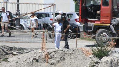Photo of LA FOTONOTIZIA Guardia Costiera, blitz nel parcheggio della Siena
