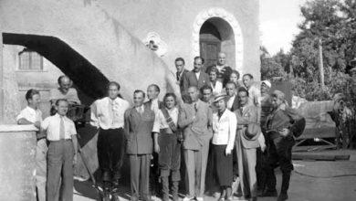 """Photo of """"Il corsaro nero"""" , il primo film girato a ischia  Le amicizie degli attori con gli isolani dell'epoca"""