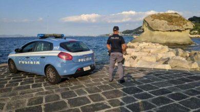 Photo of Aggredisce l'ex con un bastone, napoletano arrestato dalla Polizia
