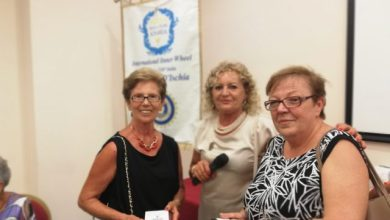Photo of Che festa per il torneo di burraco dell'Inner Wheel