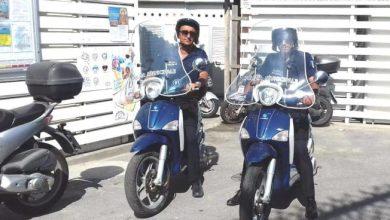 Photo of FORIO Vigili in scooter ma manca il numero per chiamarli