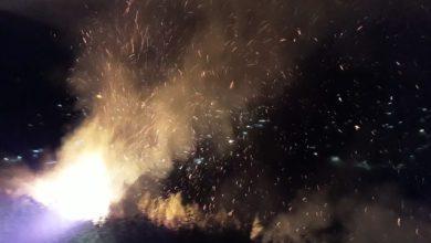 Photo of Maledetti piromani, ancora fiamme sull'isola