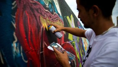 Photo of Teso, oggi il live painting a Forio