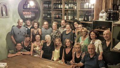 Photo of Riunione di classe del Manzoni con la maestra Concetta Maio